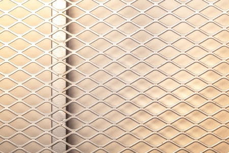 Close up of metal net Stock Photo - 20927789