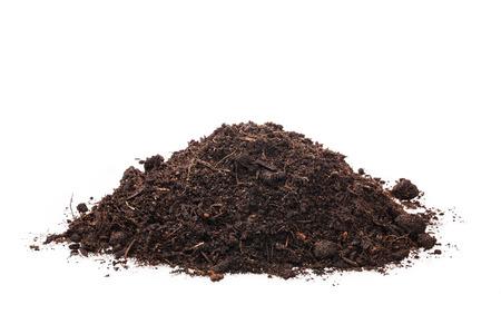 handful of soil  Stock Photo
