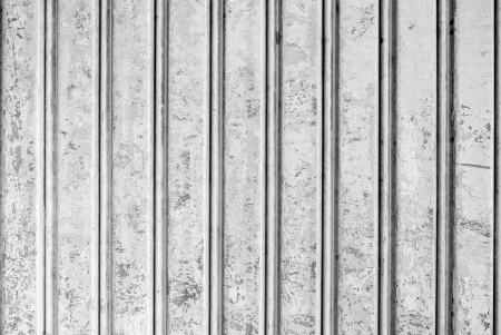Backgroud of  grunge corrugated metal Stock Photo - 23680630