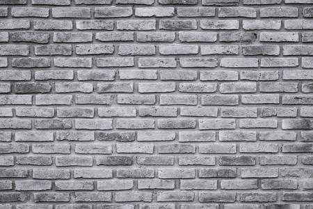 Pattern of old vintage brick wall