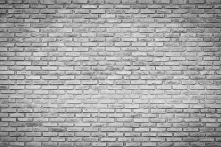 Pattern of old vintage brick wall photo
