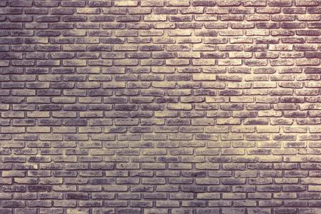 pared rota: Modelo de la pared de ladrillo antiguo de la vendimia Foto de archivo