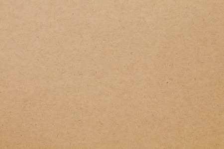 cardboard: brown paper texture background Stock Photo