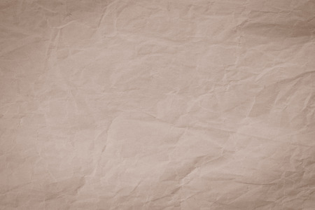 creasy: brown crumpled paper texture for background