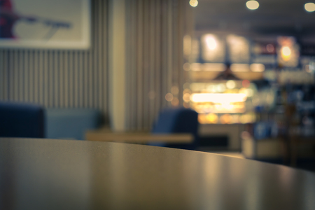 counter light: Table top counter bar restaurant background