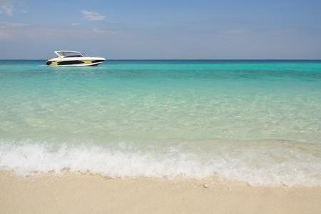 Talu Island close Samet Island in Thailand Stock Photo - 7131793