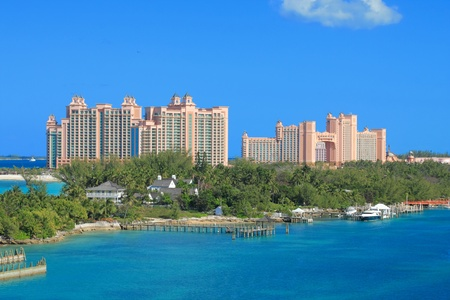 Atlantis auf Paradise Island in Nassau, Bahamas. Standard-Bild - 11694883