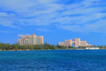 Atlantis on Paradise Island in Nassau,Bahamas. photo