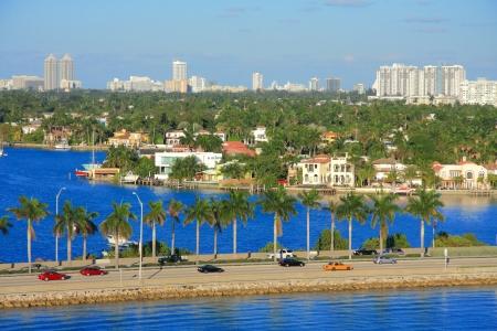 Miami day,Florida , USA  photo