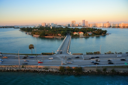 Miami day,Florida , USA.