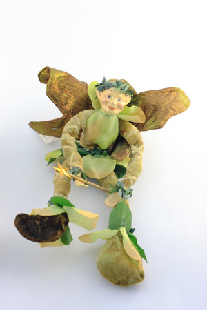 Puppet doll in many style