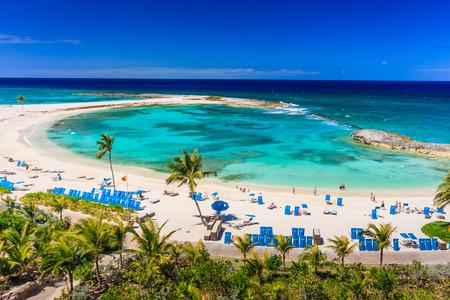 Hotel Atlantis auf Paradise Island in Nassau, Bahamas. Standard-Bild - 32353787