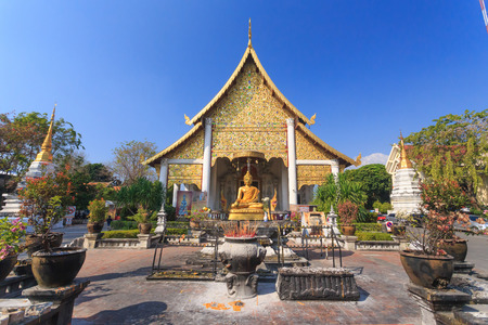 temple in thailand: