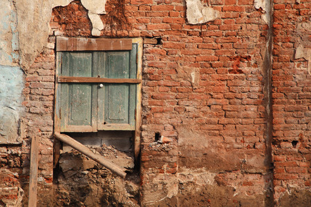 paredes de ladrillos: La hermosa casa antigua pared e insp.