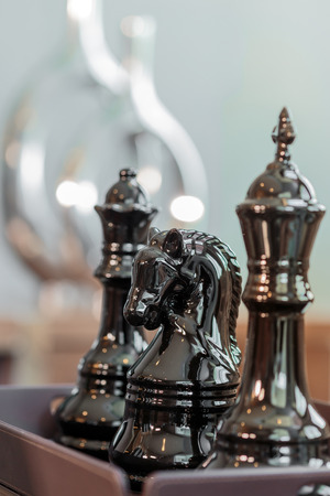 luster: Chess has a beautiful luster.