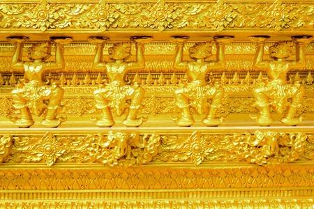 Golden monkey in thiland