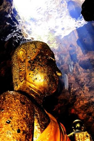 budda: GOLDEN BUDDA Stock Photo