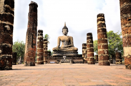 buddhist Stock Photo