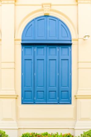 Chino Portuguese window photo