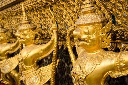 garuda: Thai garuda Stock Photo