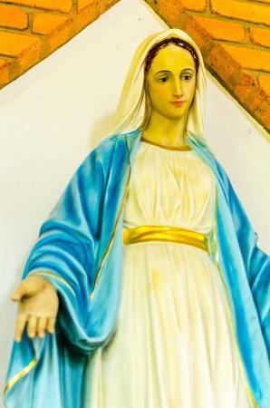 Saint Mary Stock Photo - 20664217
