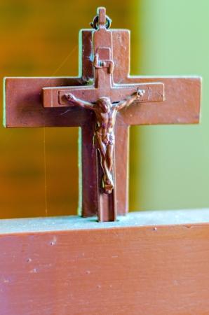 sacrificed: Jesus on cross