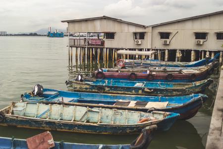 Fish boat Redakční