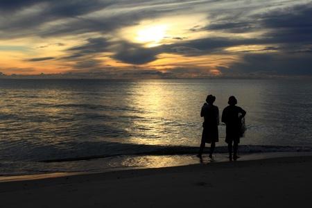 Huahin Beach, Thailand