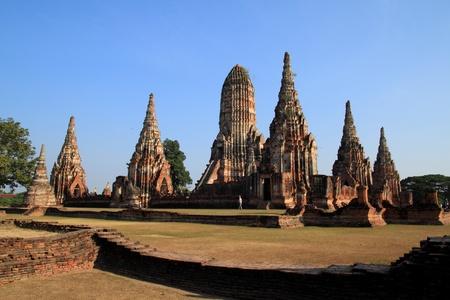 Ayutthaya, Thailand Stock Photo