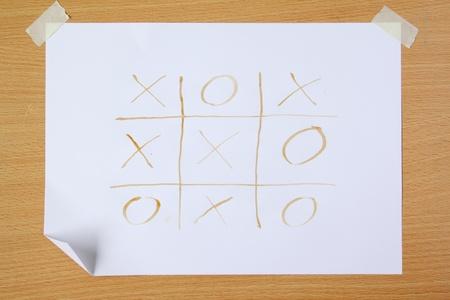 o x game