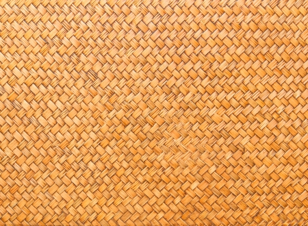 Pattern of woven bamboo walls  Stock Photo - 17319450