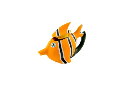 Butterfly fish jug Stock Photo - 10889775