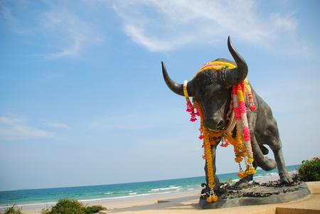 thungwualaen chumphon beach thailand Stock Photo