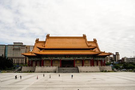 National Theatre, Taipei, Taiwan on April 28, 2017 Editorial
