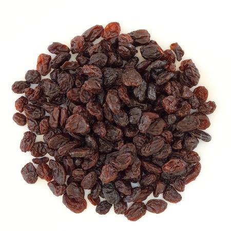 Black raisins photo
