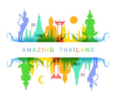 thai buddha: Incre�ble Tailandia
