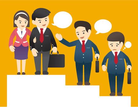 Business Illustration Vector