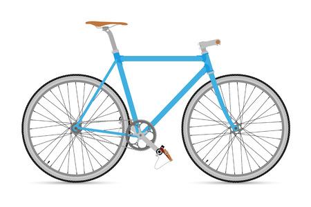 clavados: Bicicleta fija del engranaje