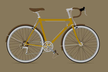 fixed: FIXED GEAR BICYCLE