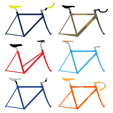 bicycle frame: BICYCLE FRAME