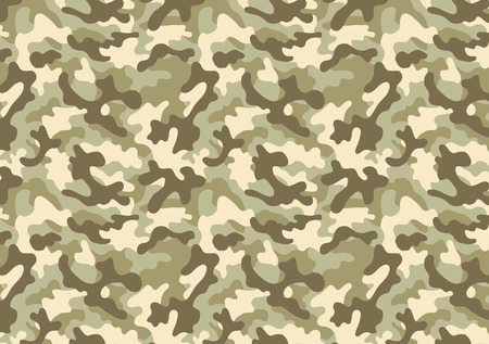 camouflage clothing: Camouflage seamless pattern