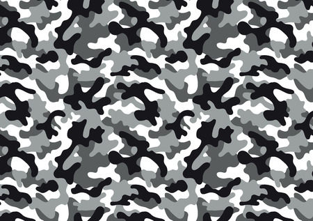 camuflaje: Camouflage seamless Vectores