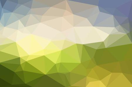 Astratto poligono sfondo geometrico. Illustrazione e Vector Archivio Fotografico - 41672452