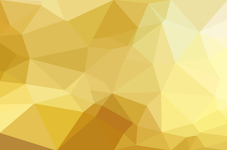 Abstract polygon geometric background. Vector and illustration Иллюстрация