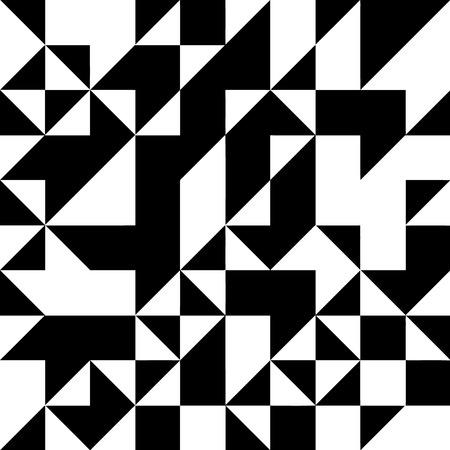 Triangle geometric shapes