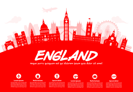 spinnaker: England Travel Landmarks.