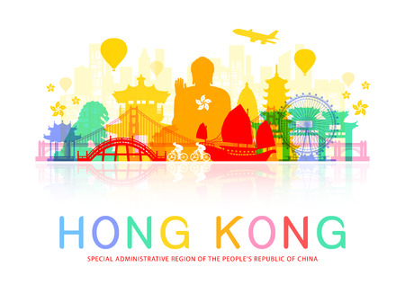 Hong Kong Travel Landmarks