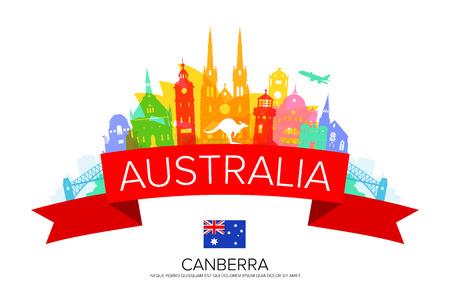canberra: Australia Travel Landmarks