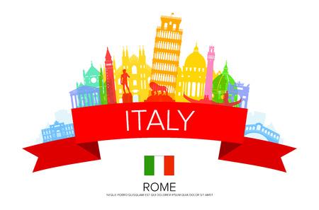 Italia Punti di riferimento