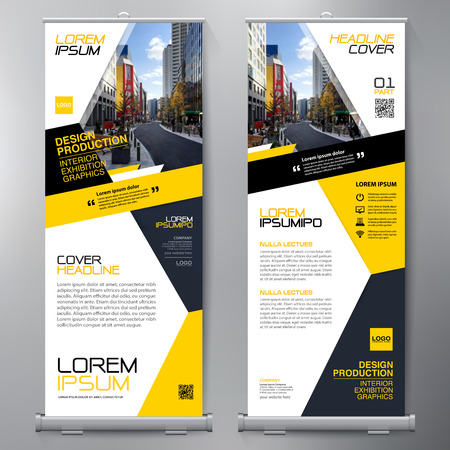 roll up: Business Roll Up. Standee Design. Banner Template. Presentation and Brochure Flyer.